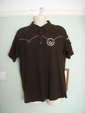 3 X Duck & Cover Camisas Polo de inspiración vintage, talla L Slim Fit lleva como M/L años 70
