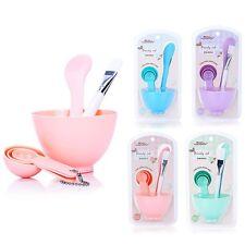 6in1 Makeup Beauty DIY Facial Face Mask Bowl Brush Spoon Stick Tool Set
