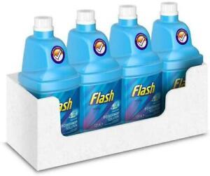 Flash Power Mop 1.25L Bottle Refills Fresh Scent Floor Cleaner Liquid PowerMop