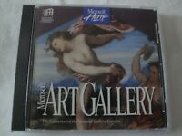 Microsoft Art Gallery (1994, PC CD ROM) Software Home London National