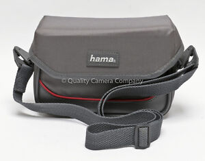 HAMA Camera Case - SMALL NYLON MICRO 4/3, POINT & SHOOT, MINI DV - EXCELLENT
