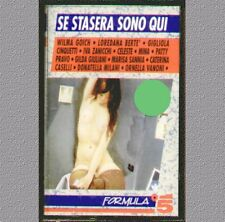 "COMPILATION "" SE STASERA SONO QUI "" MUSICASSETTA SIGILLATA"