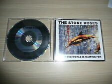 @ CD-SINGLE THE STONE ROSES -WHAT THE WORLD IS WAITING FOR+ 2 / SILVERTONE 1989