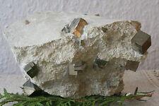 Pirita en muttergestein navajun sp.p-3022/b