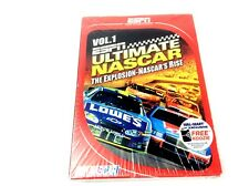 ESPN Ultimate Nascar - Vol. 1: The Explosion (DVD, 2007) NEW SEALED