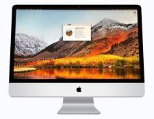 Apple iMac 27 Zoll i7 2,93Ghz - 16MB RAM - 1TB HDD - 256GB SSD