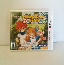 Brand New Sealed Home Town Story Nintendo 3DS (Harvest Moon Series)
