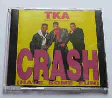 TKA feat. MICHELLE VISAGE Crash maxi cd
