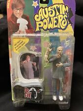 McFarlane Toys Austin Powers Dr. Evil Action Figure Unopened On Card