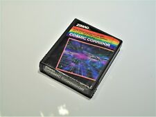 NTSC Atari 2600 Game Cosmic Corridor for use with ATARI 2600 Video Game System