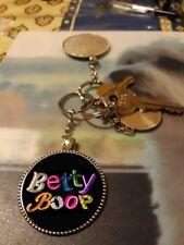 porte clés betty boop , 4cm, au choix
