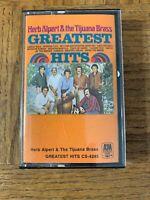 Herb Alpert Cassette