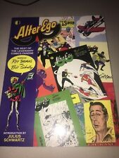 ALTER EGO  Best of the Legendary Comics Fanzine  #1 1997 (Hamster Press)  SC TPB