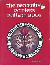 The Decorative Painter's Pattern Book Tole Painting  Book by various artists