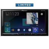 "Pioneer AVH-601EX 7"" DVD Player w Built-in Bluetooth & HD Radio, SiriusXM-Ready"