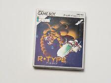 Game Boy R-Type Boxed Japan GameBoy GB game US Seller