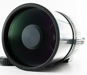 Near MINT SMC PENTAX Reflex 1000mm F/11 Telephoto Lens From JAPAN