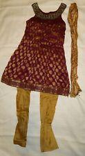 Readymade Girls Kurta Salwar Kameez  Set size 6 Free Shipping