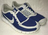 De Colección Nike Free 5.0 Azul Blanco 308964 401 200505