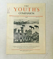 1926 The Youth's Companion Vintage Advertising Montgomery Ward Ivory Soap