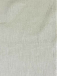 "Light Natural Tan 100% Linen Soft Drapery Light Weight Fabric 52""W By The Yard"