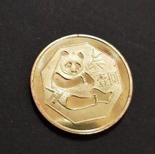 China - People's Republic 1983 coin - 1 Yuan CNY - Panda