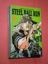 STEEL BALL RUN - nuova serie- (jojo)- N° 1- DI:HIROHIKO ARAKI- MANGA STAR COMICS
