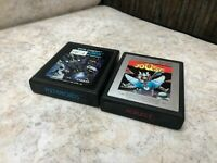 Joust & Asteroids Atari 2600 Cartridges Only  Free Shipping