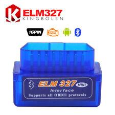 Super Mini ELM327 Bluetooth V1.5 OBD2 Car Diagnostic Tool Scanner Android Torque