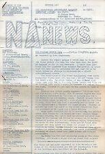 NA News - Northern Area Society Model Aeronautical Engineers - October 1966