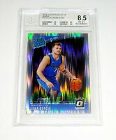 Luka Doncic Rookie RC 2018-19 Panini Donruss Optic Shock Basketball Card BGS 8.5