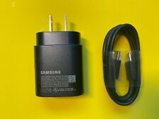 OEM FOR Samsung Type C Wall PD Fast Charger Galaxy S9 S10+ Note 10 S20 A80 PIXEL
