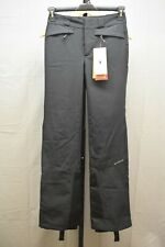 Spyder Orb Softshell Insulated Ski Pants, Women's Size 4, Black NEW