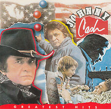 JOHNNY CASH : GREATEST HITS / CD (COLUMBIA COL 480549 2)
