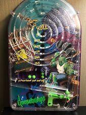 Vintage Goosebumps Table Top Mini Pinball Game - R.L. Stine 1996