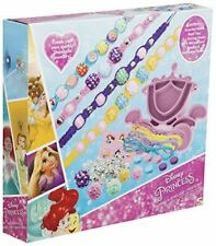 Disney Princess Shamballa Bracelet and Earrings making set with Shamballa beads