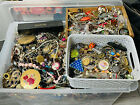 Job Lots Of Antique, Vintage And Later Costume Jewellery