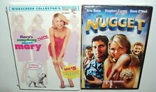 The Nugget/There's Something About Mary(Dvds, 2005 Cameron Diaz 2 Movies New
