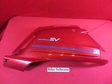 Heck Seiten Verkleidung dunkel rot Peugeot SV 50 80 125 links