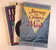 Lot (3) Metapatterns; Journey to the Centers of the Mind; Quantum Learning