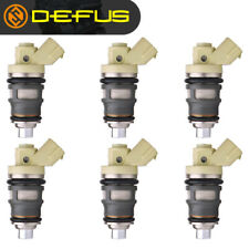 6pcs 1001-87090 540CC fuel injector for Toyota SUPRA ARISTO MARK2 CRESTA CHASER