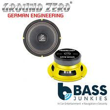 "Ground Zero GZCK 165SPL 16.5cm 6.5"" 250W Midwoofer Car Van Speakers (Single)"