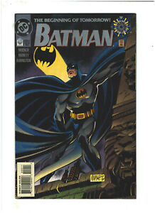 Batman #0 VF 8.0 DC Comics Zero Hour