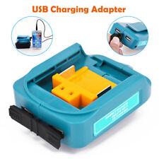 2 USB Ports Téléphone Adaptateur Chargeur Batterie Li-Ion pour Makita ADP05
