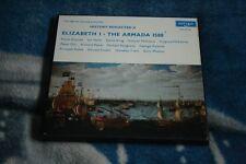 ELIZABETH I / THE ARMADA 1588  UK 2LP SET ARGO ZPR 103-104