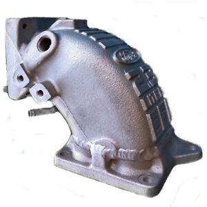 ★ Ford 2.3 Turbo Merkur XR4Ti Mustang SVO TC 90° Rotated Upper Intake Manifold ★