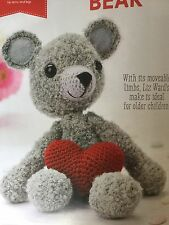 Crochet Pattern Orsacchiotto Bambino Giocattolo Regalo