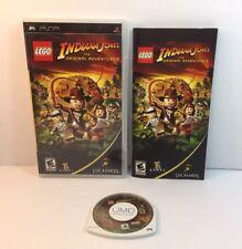 Psp Lego Indiana Jones : The Original Adventures
