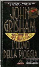L'UOMO DELLA PIOGGIA - JOHN GRISHAM - ED. MOMNDADORI I MITI