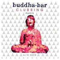 BUDDHA BAR PRESENTS/BUDDHA BAR CLUBBING-PARIS  CD NEW+